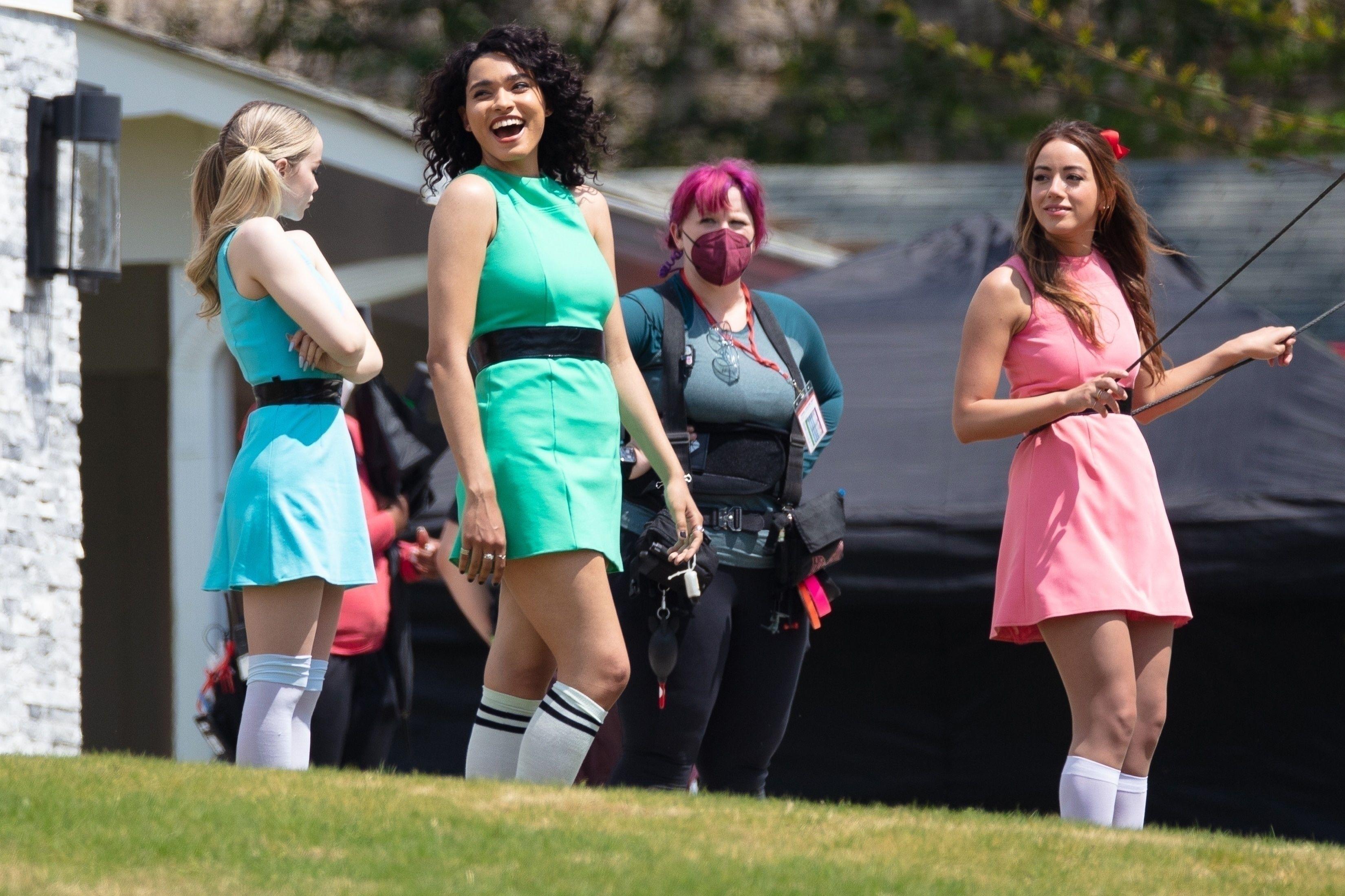 Powerpuff' Girls CW Show News, Release Date, Cast, Spoilers