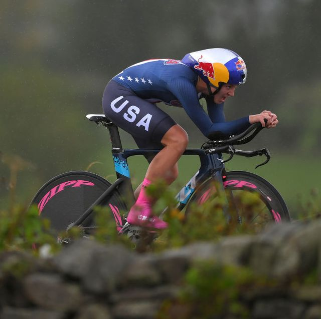 92nd uci road world championships 2019   women elite individual time trial