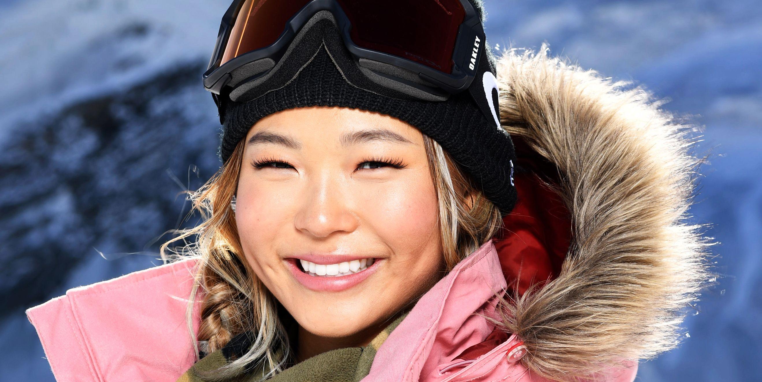 Spoiler alert: this snowboarder has killer skincare tips for winter.