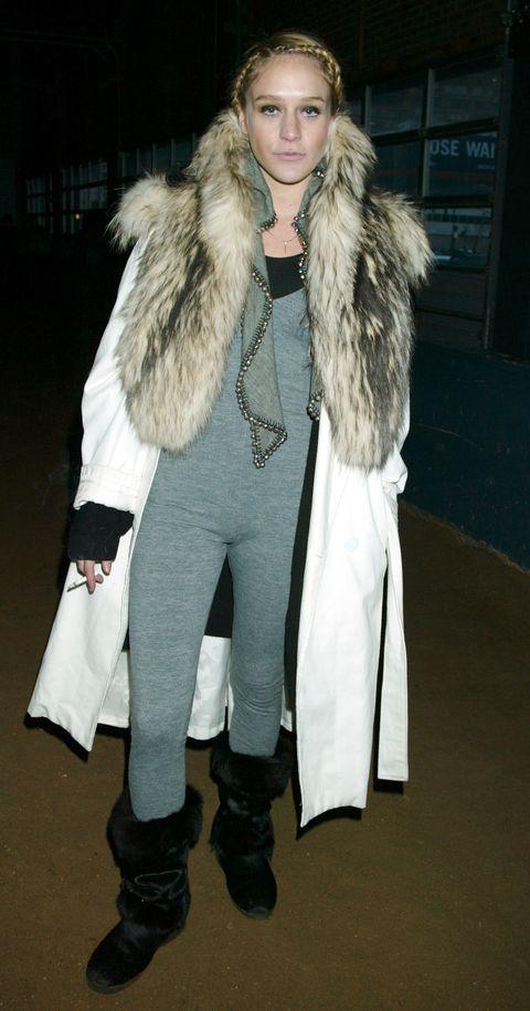 imitation of christ fall 2003 fashion show