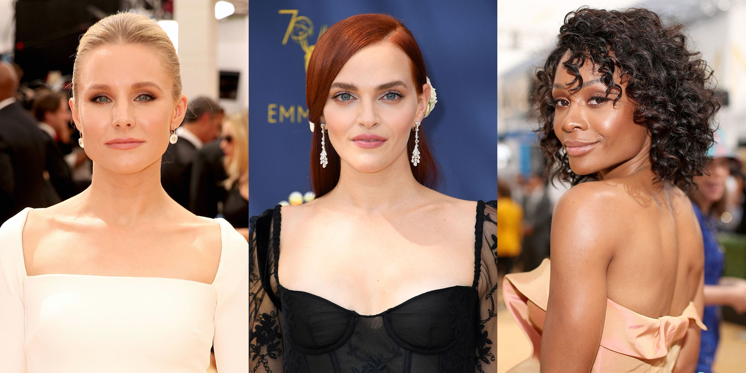 The Absolute Best Beauty Looks of the 2018 Emmys