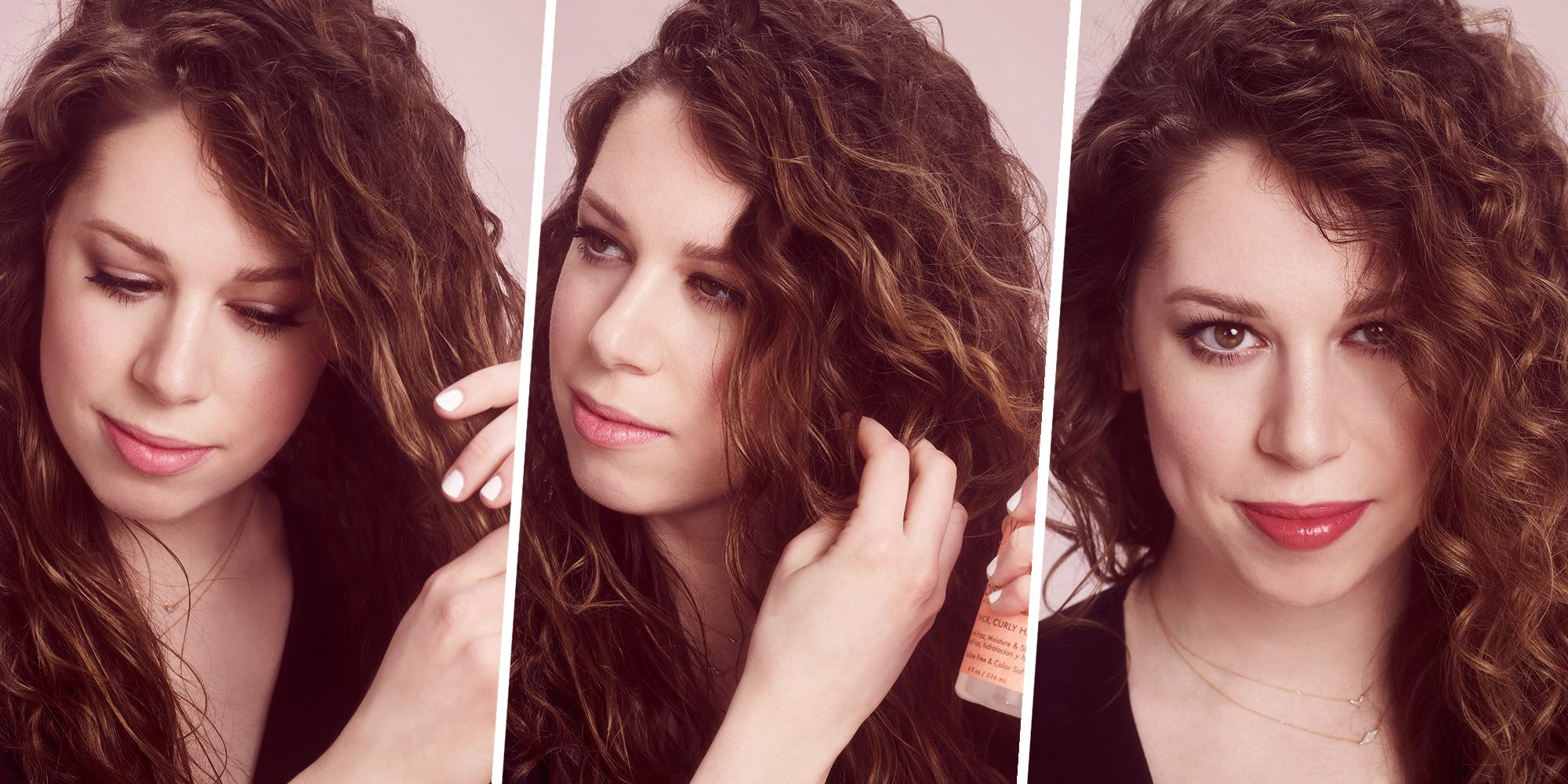 Behold: The Fastest Way to Refresh Frizzy Summer Curls