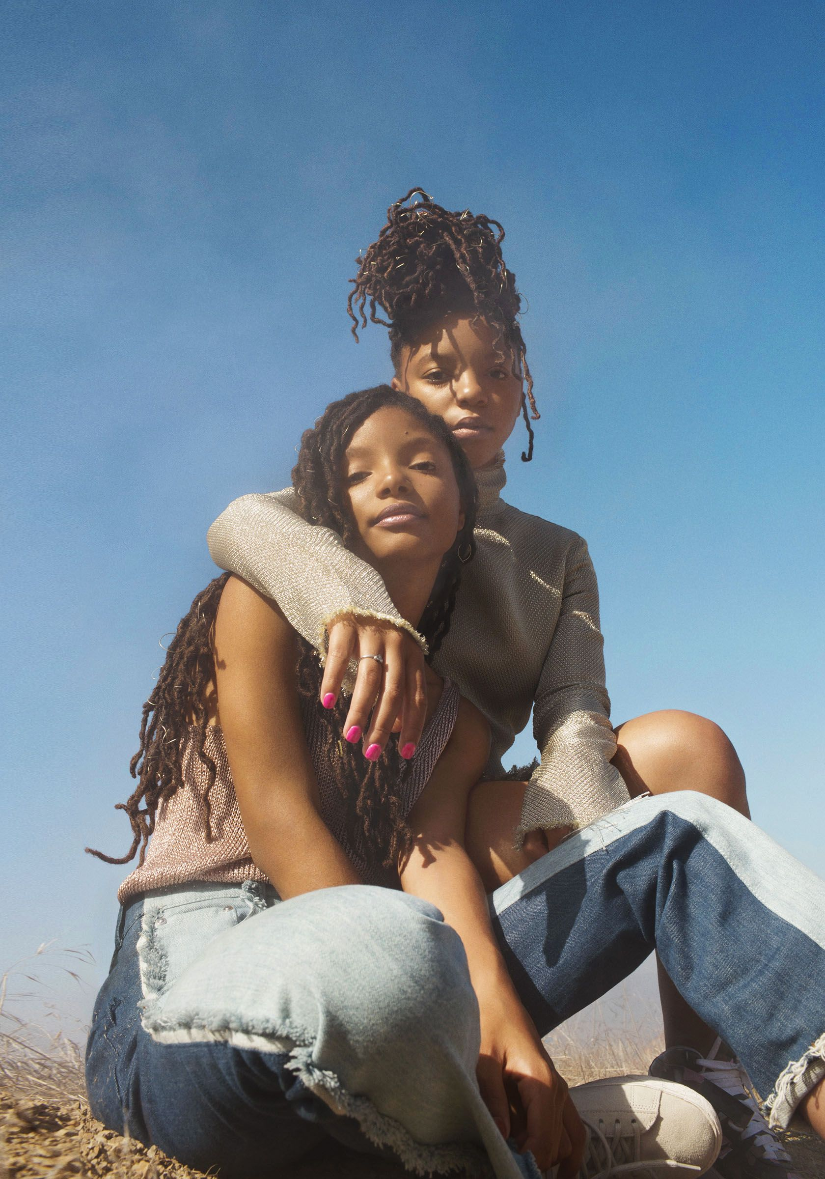 'Grown-ish' Stars Chloe and Halle Bailey Take You on a Tour of Barcelona