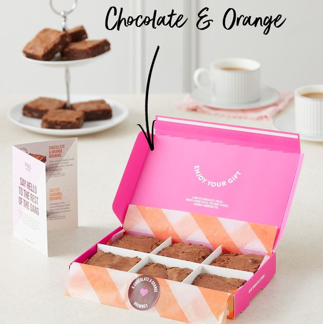 ms letterbox brownies