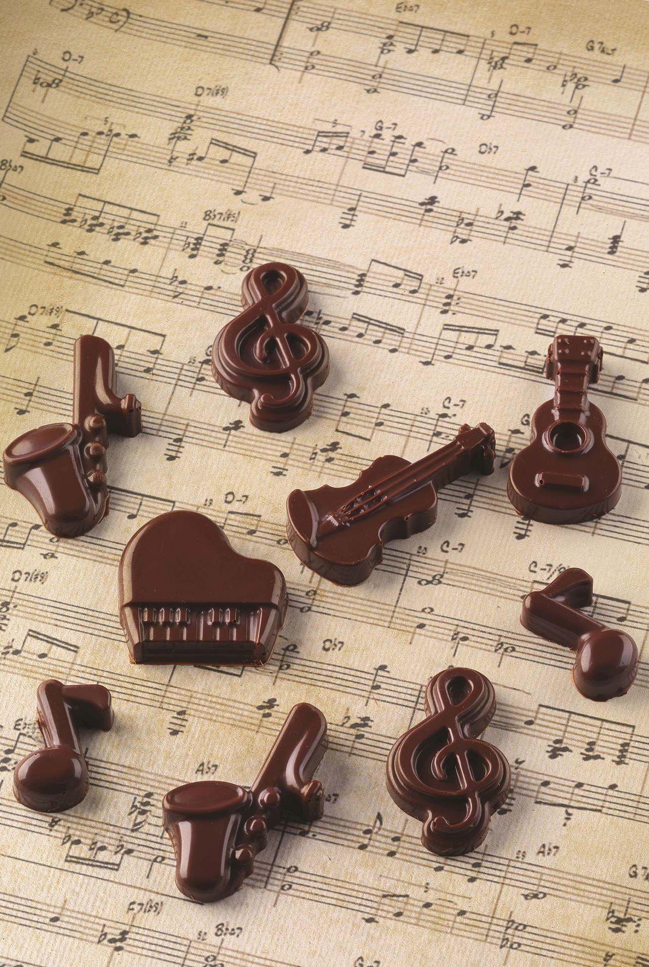 Molde Choco Melody