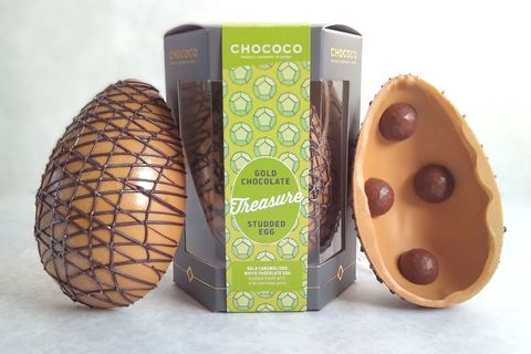 Best white chocolate Easter eggs