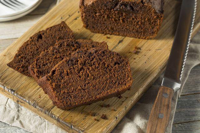 gezonde chocolade cake recept