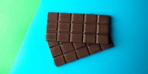 Chocolate, Chocolate bar, Food, Dessert, Cuisine, Confectionery, Toffee, Dish, Fudge, Square,