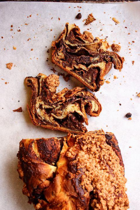 chocolate babka   delishcom