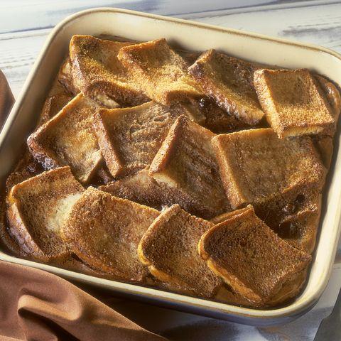 bread  butter pudding recipe