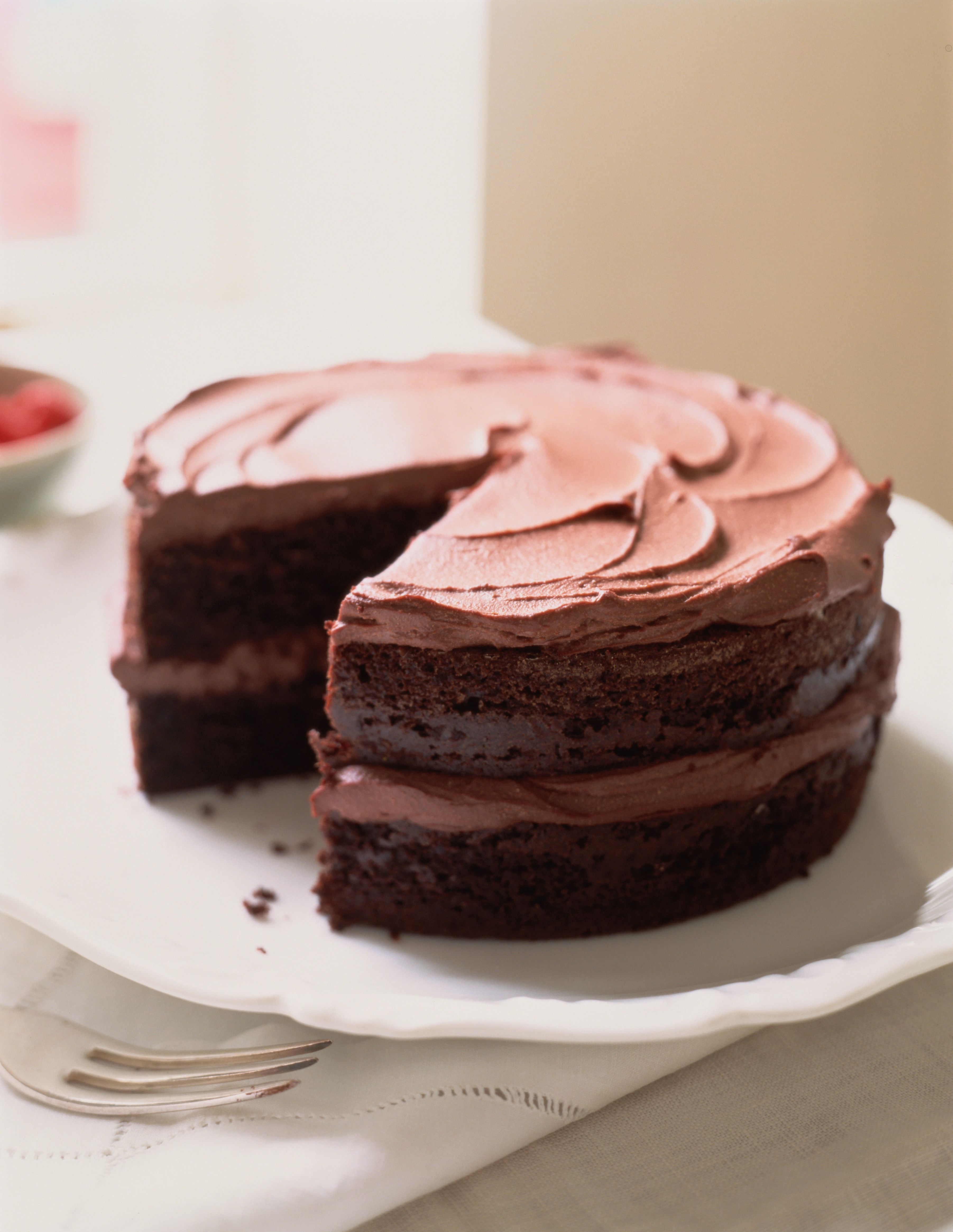 Get The Birthday Celebrations Started With Our Winning Chocolate Cake