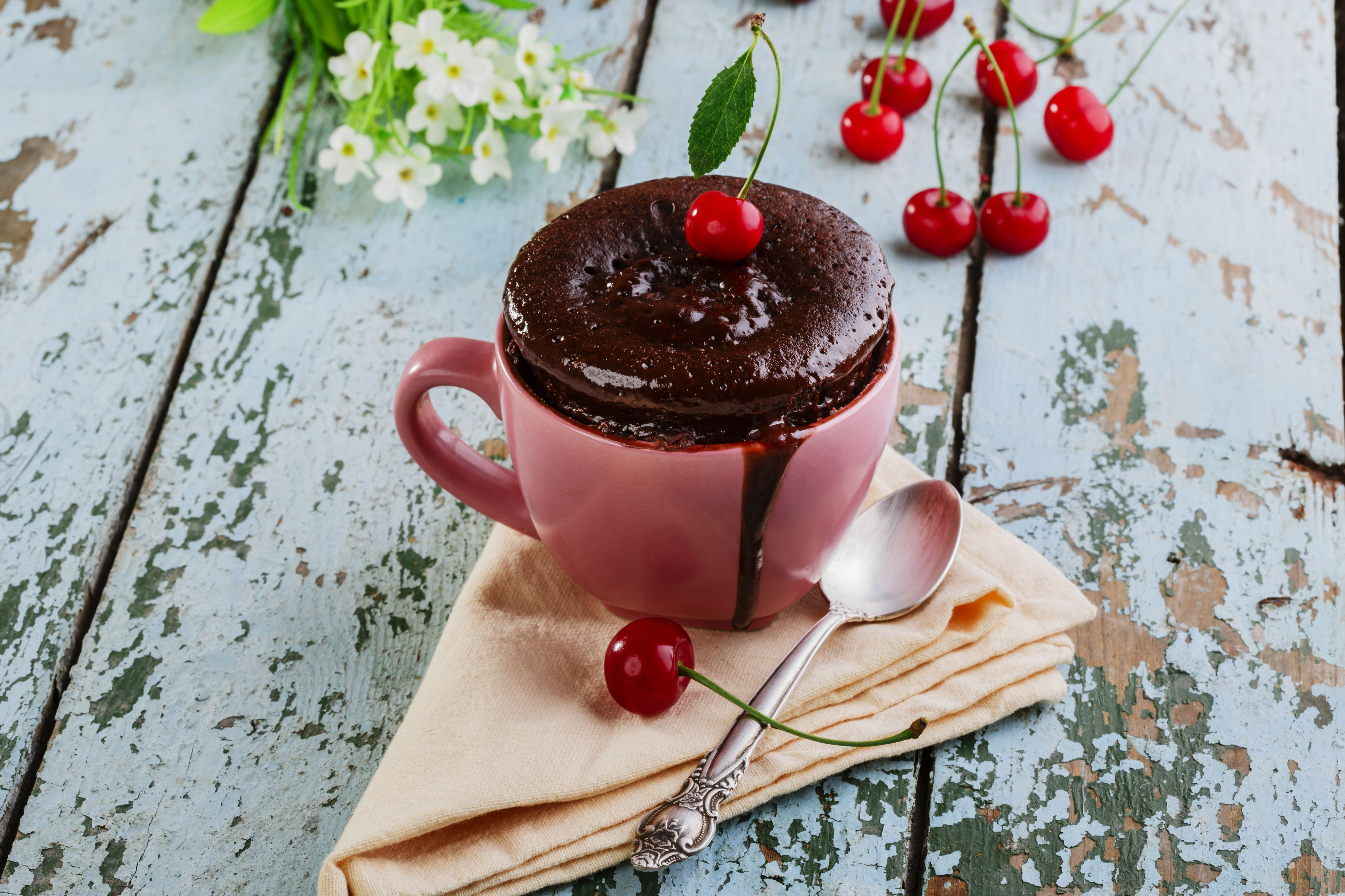 20 Mug Cake Recipes for a Perfectly Sized Treat
