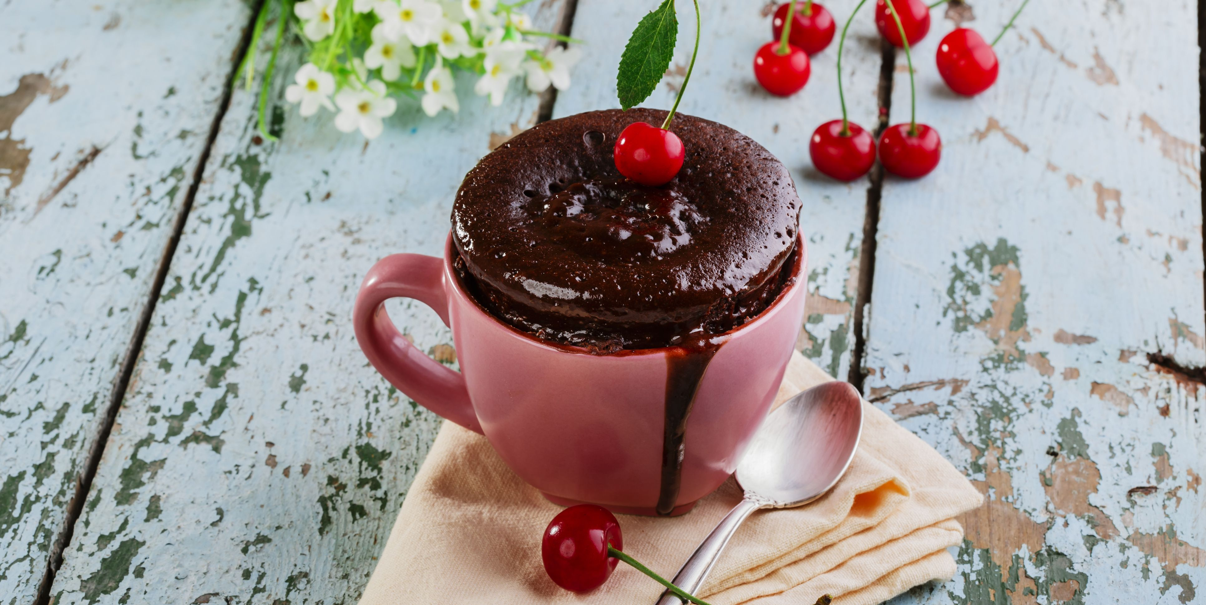 25 Easy Mug Cake Recipes Microwave Desserts In A Mug