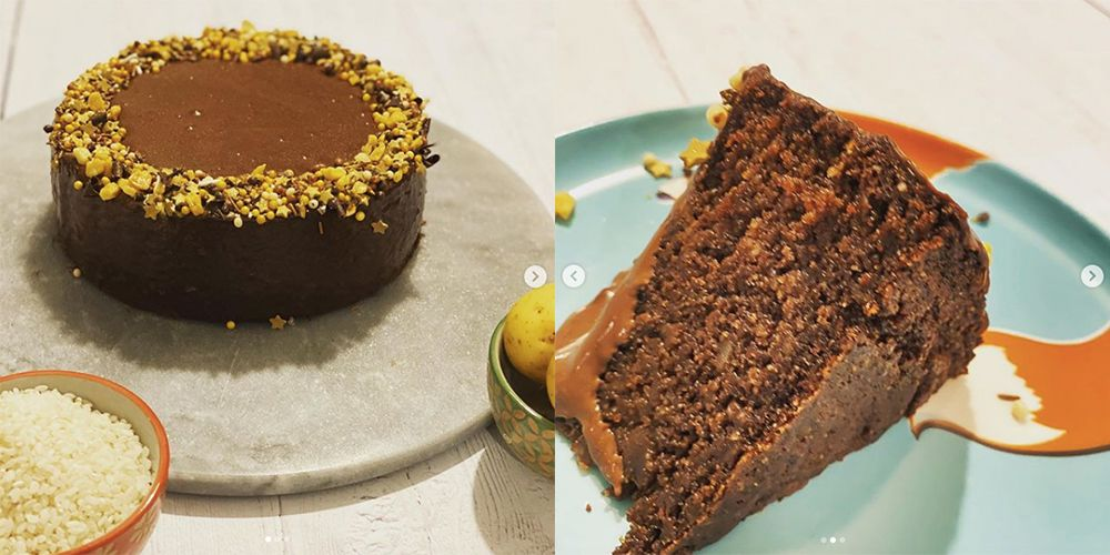 You Have To Try This Recipe For A Chocolate Cake Made From Potatoes And Rice