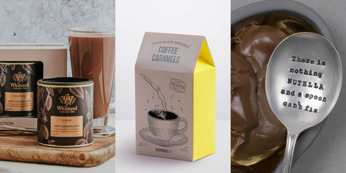All the best Christmas gifts for chocolate lovers
