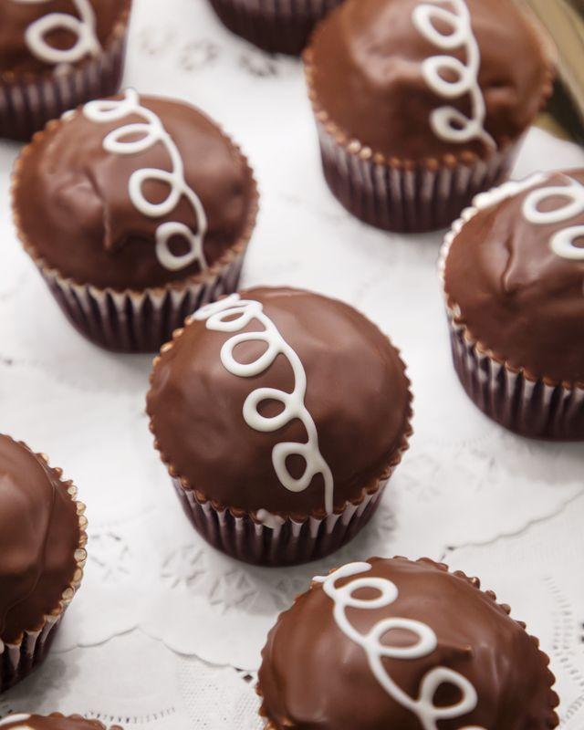 chocolate creme cupcakes