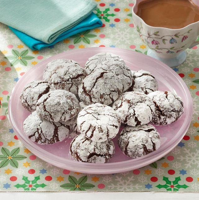 the pioneer woman's chocolate crinkle cookies recipe