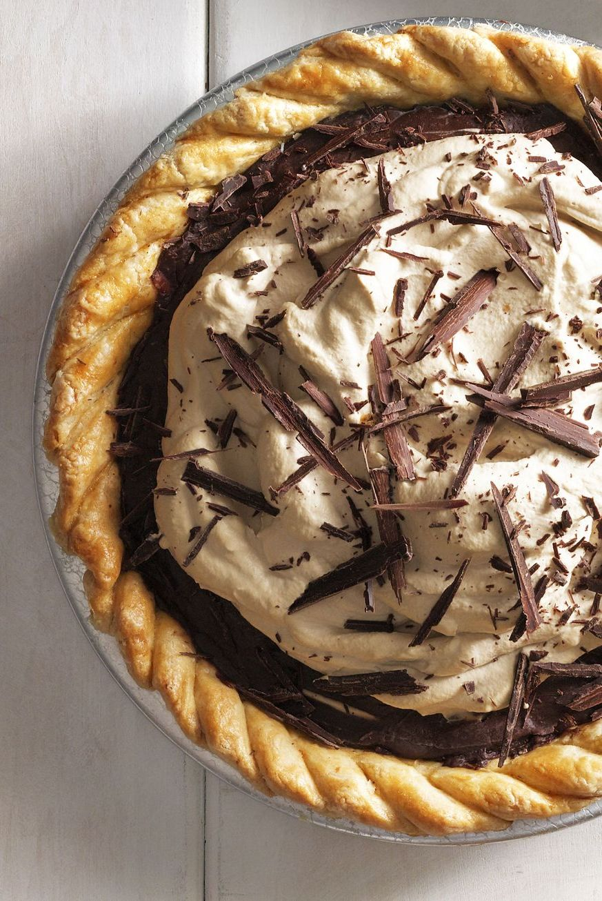 chocolate espresso pie recipe