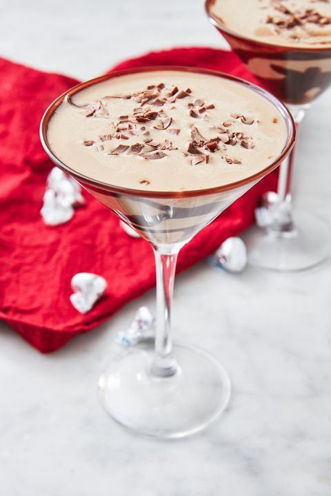 Food, Drink, Dessert, Cuisine, Dish, Non-alcoholic beverage, Ingredient, Brandy alexander, Alexander, Mousse,