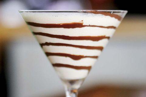 Chocolate Martini blanco