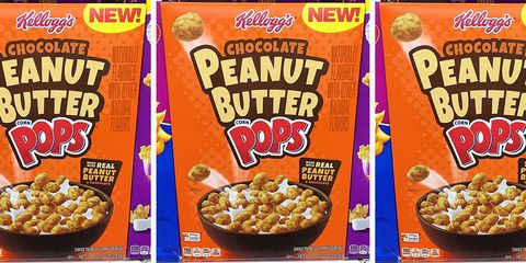 Kellogg's Has Brought Back Chocolate Peanut Butter Corn Pops After a Decade