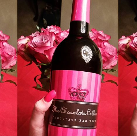 This Chocolate Red Wine Is the Only Thing You Need for Valentine's Day