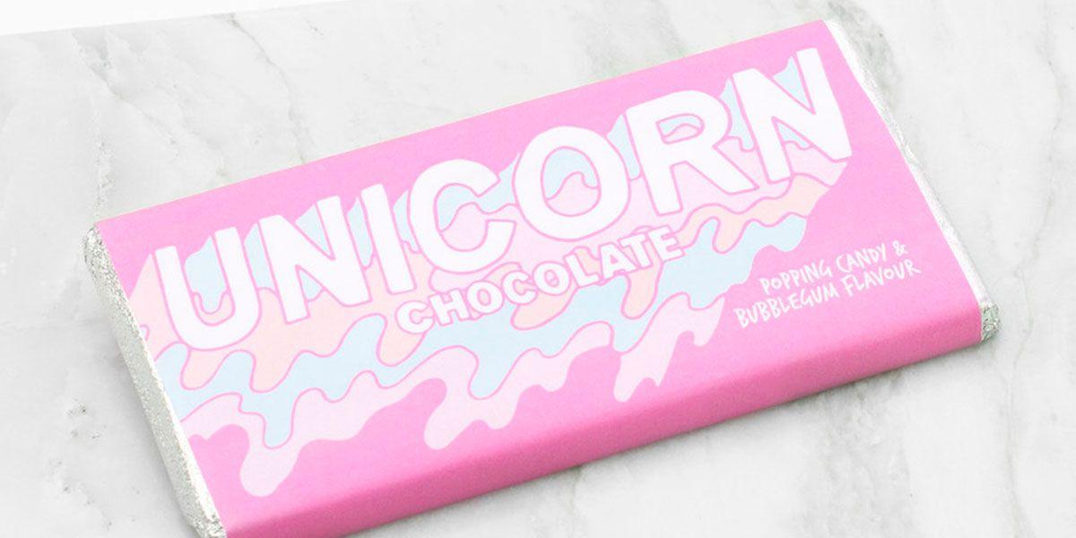 Inventan el chocolate de unicornio