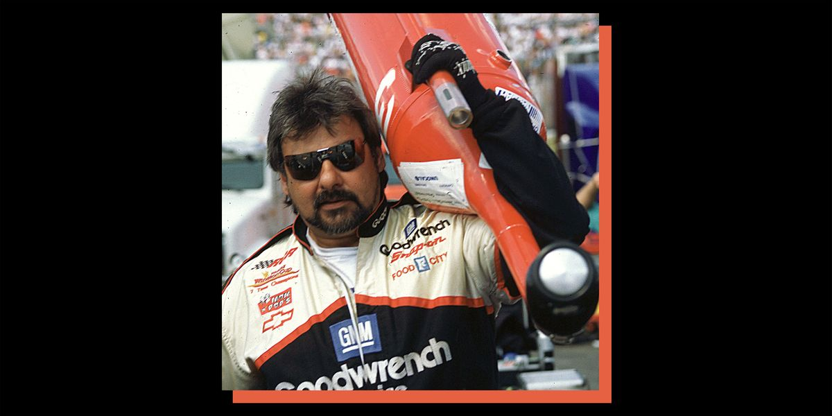 Nobody Carried Dale Earnhardt's Gas Quite Like Chocolate Myers