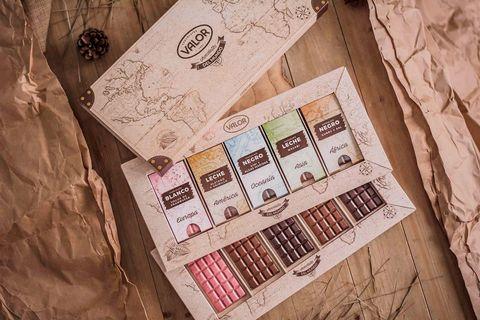 ColecciónChocolates del Mundo, de Valor