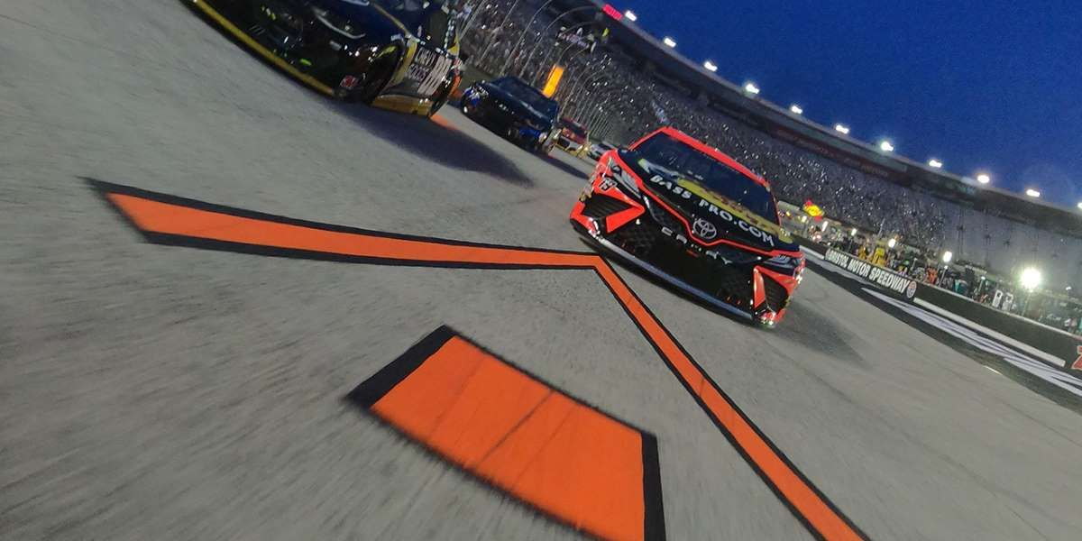 NASCAR Implements Choose Rule; Will Use Formula to Set Lineups
