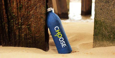 Biodegradable Plastic Free Water Bottle