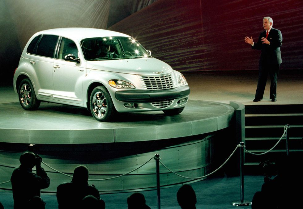 You're Wrong About the Chrysler PT Cruiser