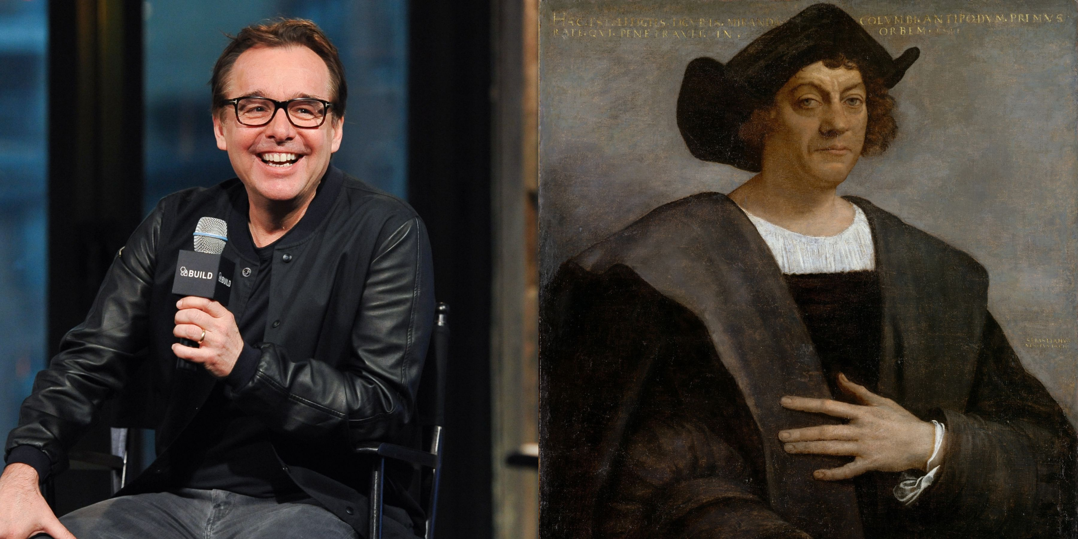 This Columbus Day, Let's Celebrate a Chris Columbus We Can All Get Behind