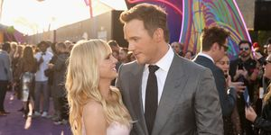 Anna Faris left first husband for Chris Pratt