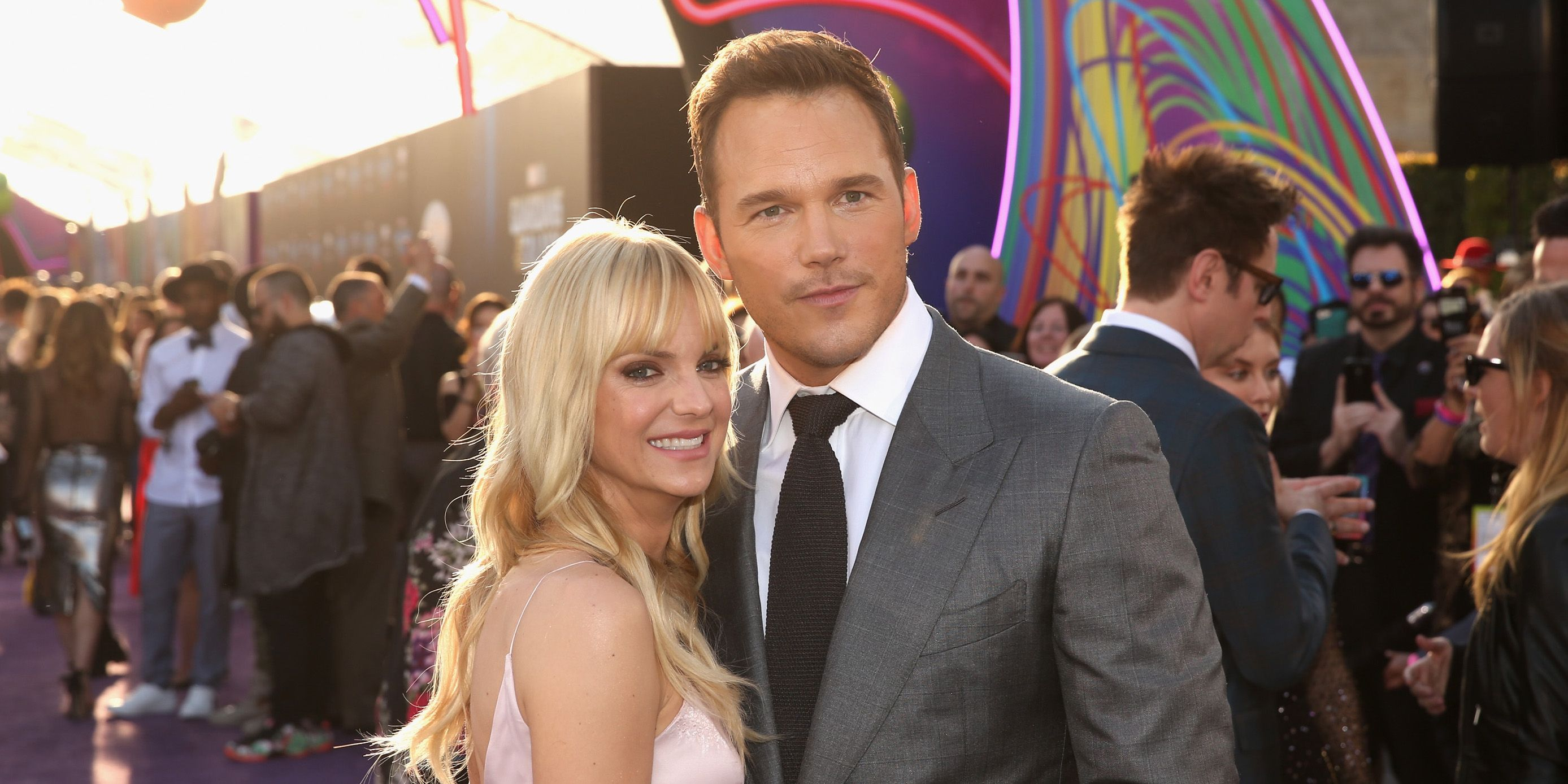 Anna Faris Chris Pratt divorce