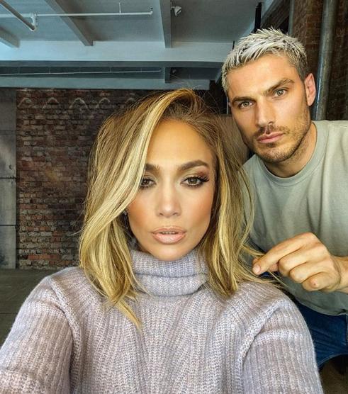 Jennifer Lopez Got An Asymmetric Bob For Winter