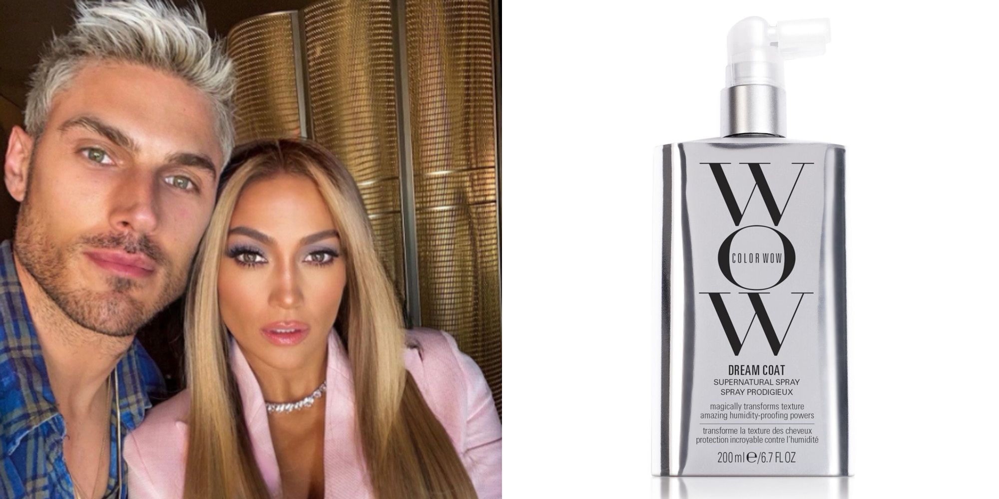 The Products J.Lo's Hairstylist Loves Are 30% Off Today