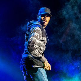 [UPDATED] Chris Brown Arrested on Rape Allegations in Paris, per Reports