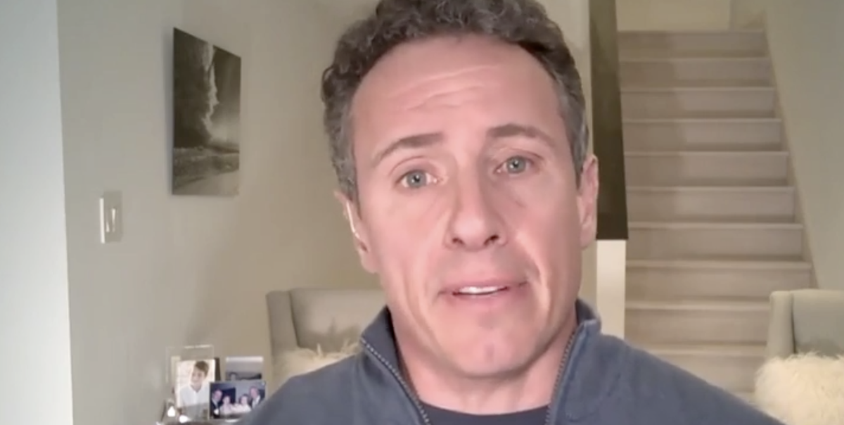 Chris Cuomo Says He's Lost 13 Pounds in 3 Days Following His Coronavirus Diagnosis