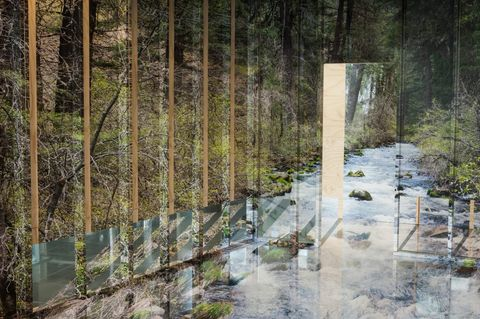 L'installazione tridimensionale di Chris Engman