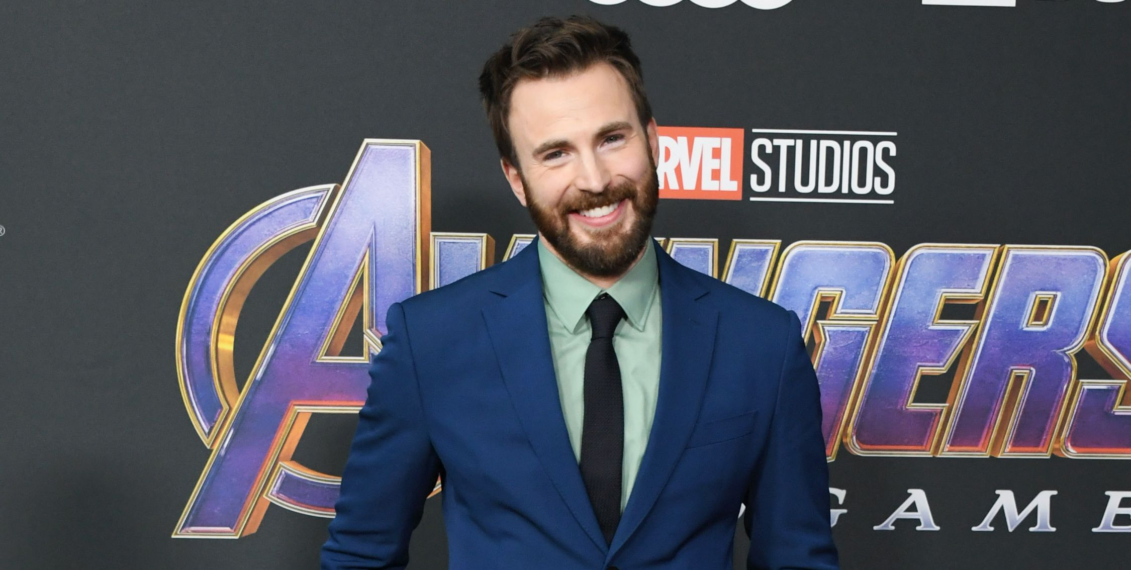 Chris Evans, Avengers: Endgame World premiere