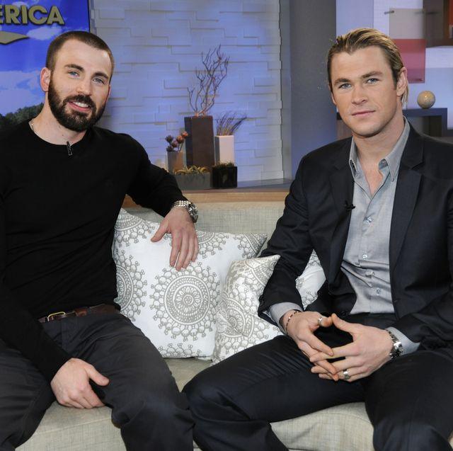 "ABC's ""Good Morning America"" - 2012"