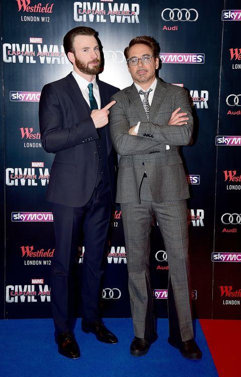 'Captain America: Civil War' - European Premiere - VIP Arrivals