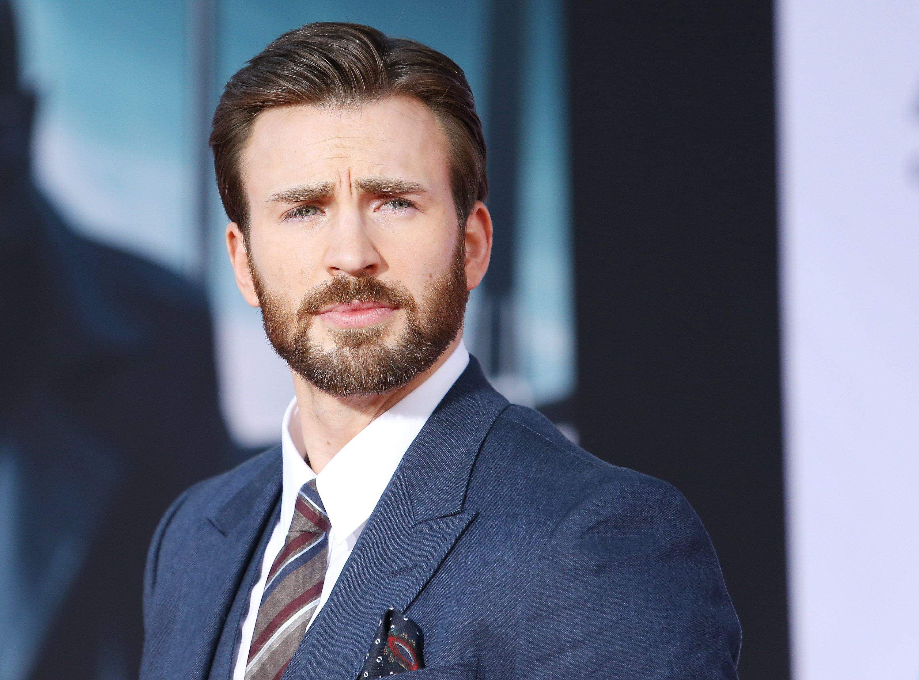 Chris Evans Might Be Playing the Dentist in Little Shop of Horrors
