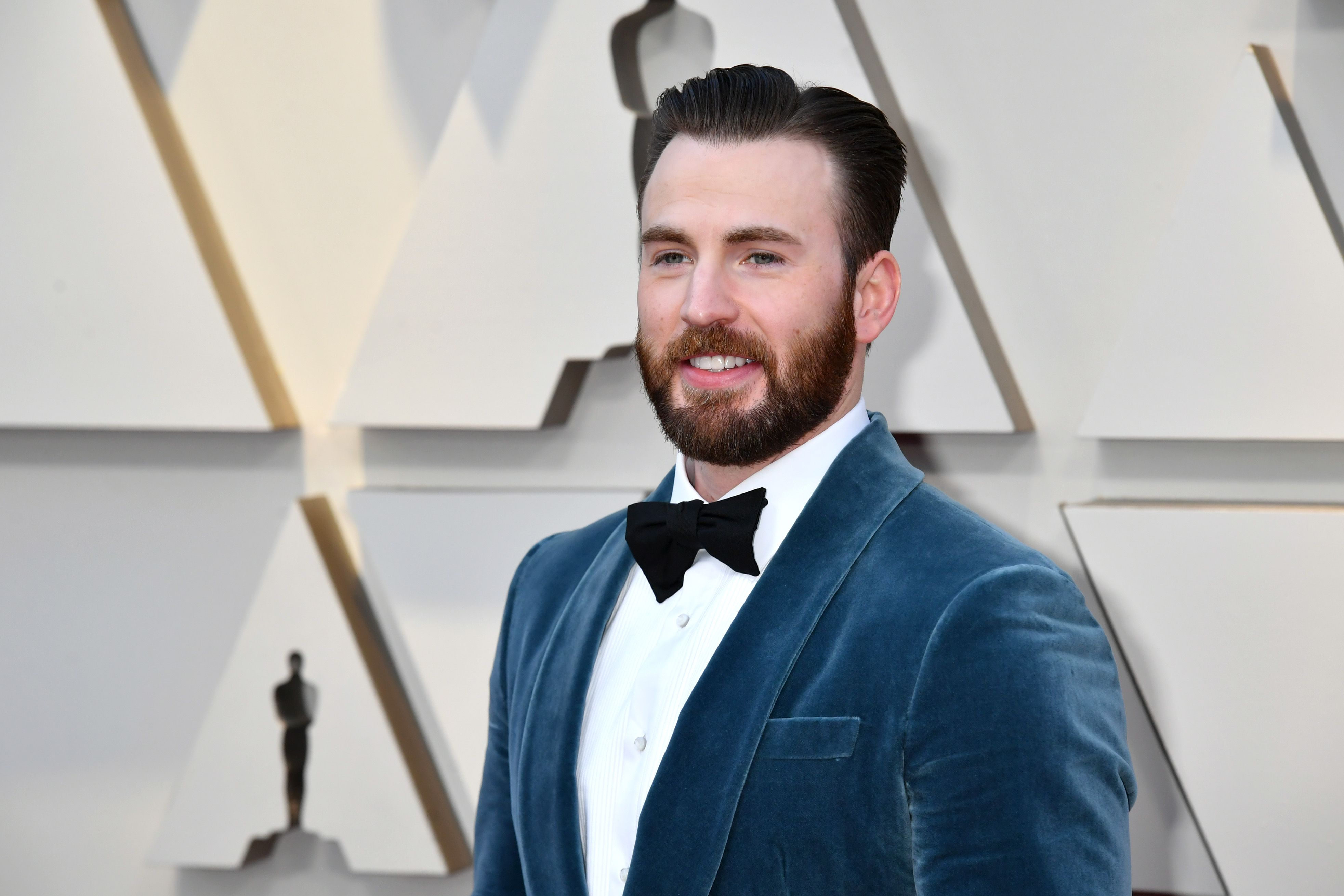 Chris Evans Is Launching a Political Website Because Saving the Universe Isn't Enough