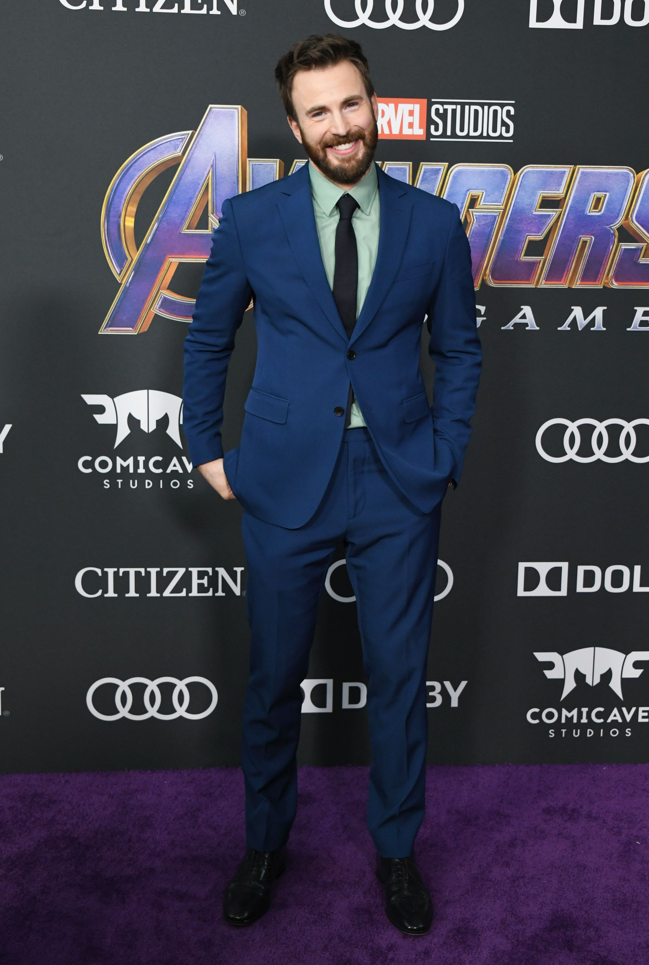 World Premiere Of Walt Disney Studios Motion Pictures 'Avengers: Endgame' - Arrivals