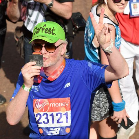 30c49de39 27 celebrities who ran the London Marathon 2019 and their times