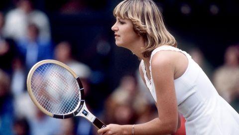 Tennis - Wimbledon Championships - Ladies' Singles - Final - Martina Navratilova v Chris Evert