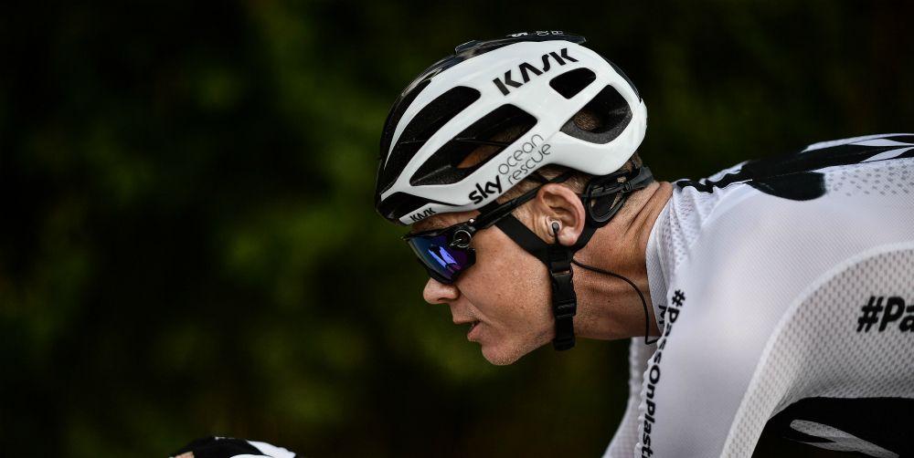 Chris Froome Tour de France Training