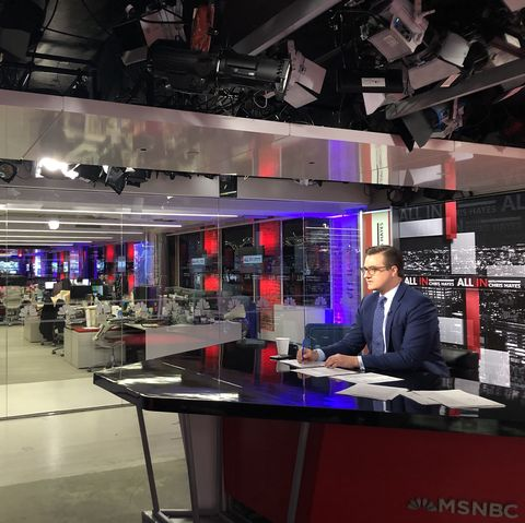 All in With Chris Hayes - COVID-19 Media Coverage